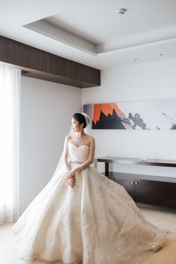 Wedding of Arno & Stella by Tinara Brides - 011