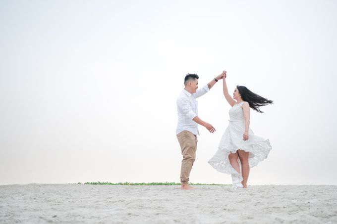 Prewedding Of  Ari & Mei by kvn.photoworks - 010