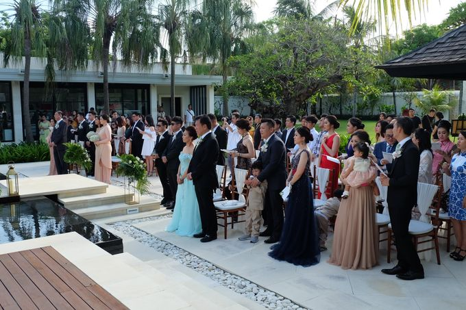 Wedding The Royal Santrian by The Royal Santrian Luxury Beach Villa - 004