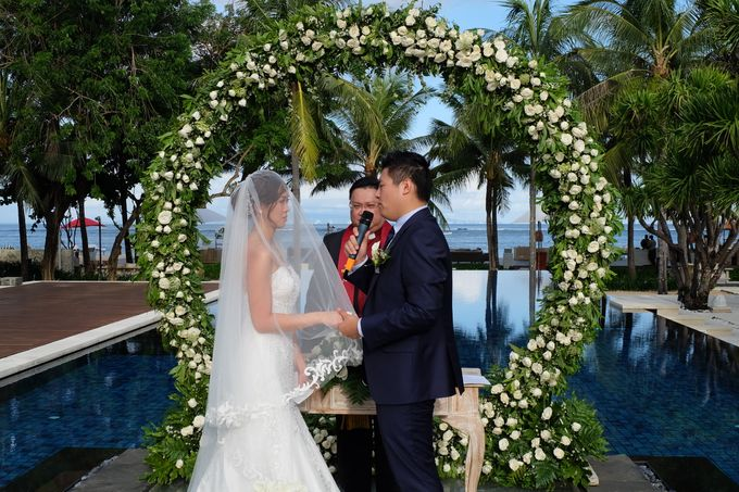 Wedding The Royal Santrian by The Royal Santrian Luxury Beach Villa - 007