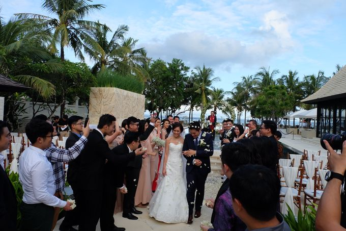 Wedding The Royal Santrian by The Royal Santrian Luxury Beach Villa - 012