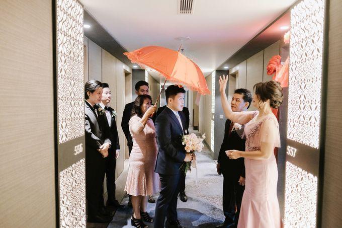 THE WEDDING OF REZHA & CILLA by Alluvio - 023