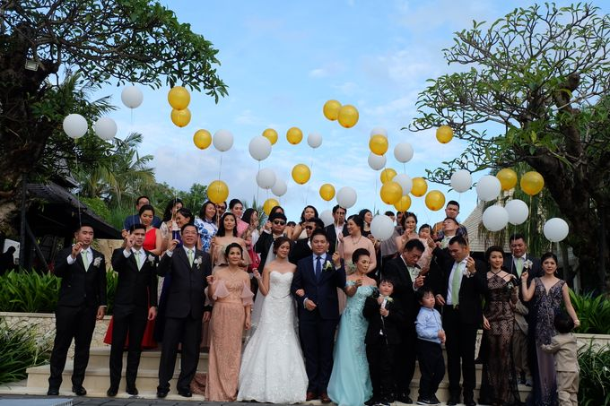Wedding The Royal Santrian by The Royal Santrian Luxury Beach Villa - 013