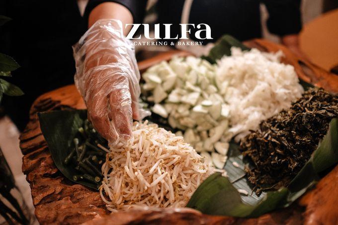DIMAS & SHAFIRA - 12 APRIL 2019 - GRAND SUDIRMAN BALLROOM by Zulfa Catering - 008