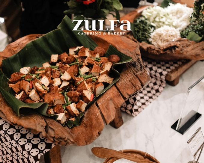 DIMAS & SHAFIRA - 12 APRIL 2019 - GRAND SUDIRMAN BALLROOM by Zulfa Catering - 009