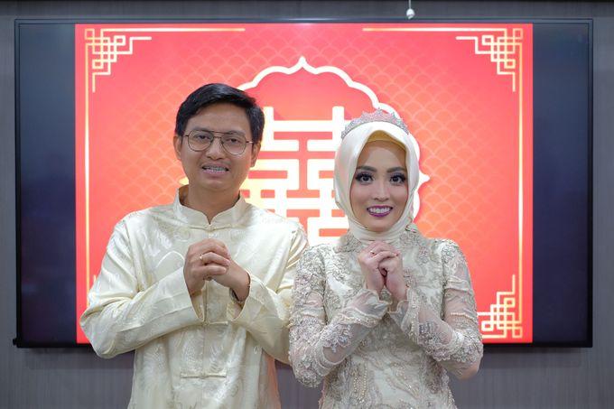 Wedding Adrian & Nyna 2 Maret 2019 by Priceless Wedding Planner & Organizer - 010