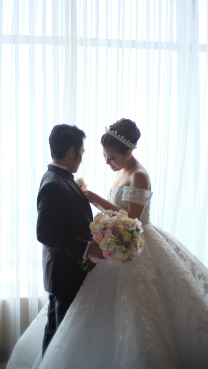 Grand Mercure Kemayoran - Ricky & Marsha - Preparation by Impressions Wedding Organizer - 007