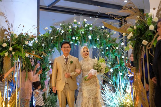 Wedding Adrian & Nyna 2 Maret 2019 by Priceless Wedding Planner & Organizer - 003
