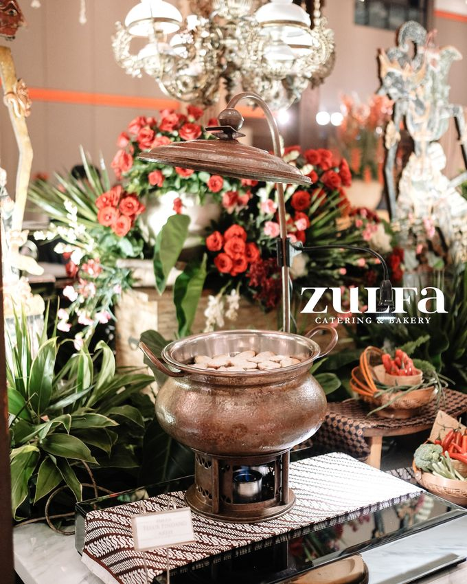 DIMAS & SHAFIRA - 12 APRIL 2019 - GRAND SUDIRMAN BALLROOM by Zulfa Catering - 017