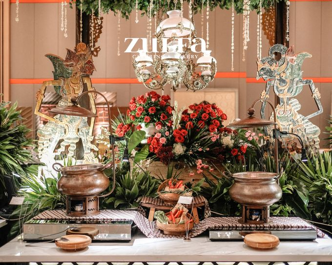DIMAS & SHAFIRA - 12 APRIL 2019 - GRAND SUDIRMAN BALLROOM by Zulfa Catering - 018