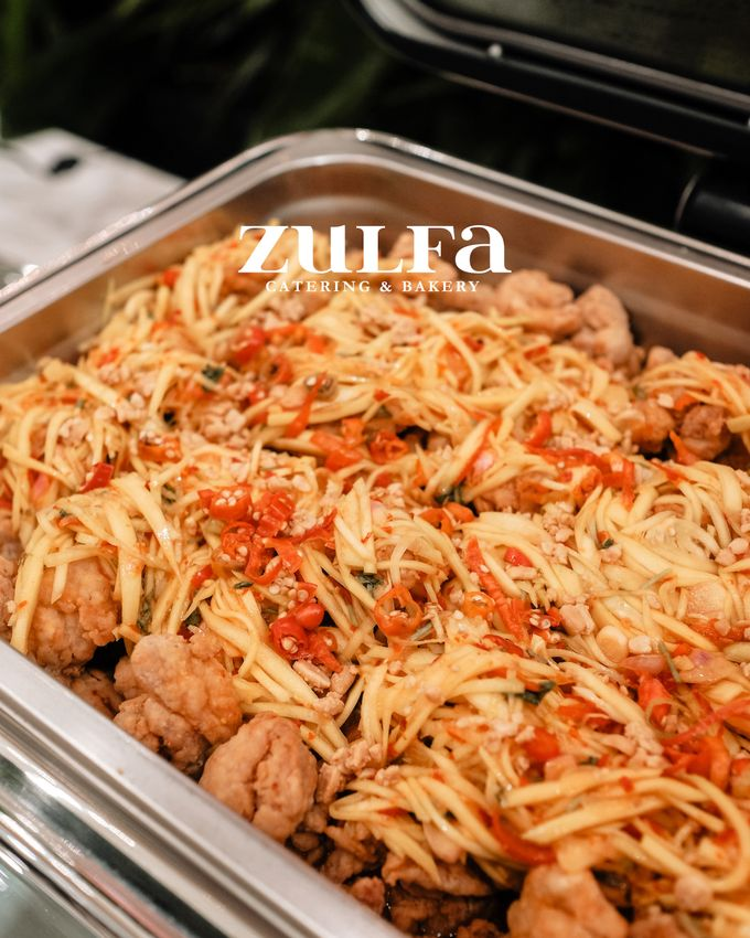 DIMAS & SHAFIRA - 12 APRIL 2019 - GRAND SUDIRMAN BALLROOM by Zulfa Catering - 022