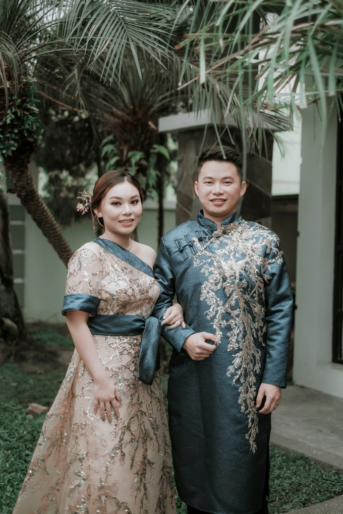 The Engagement of Jefry & Sisca by Satori Planner - 008
