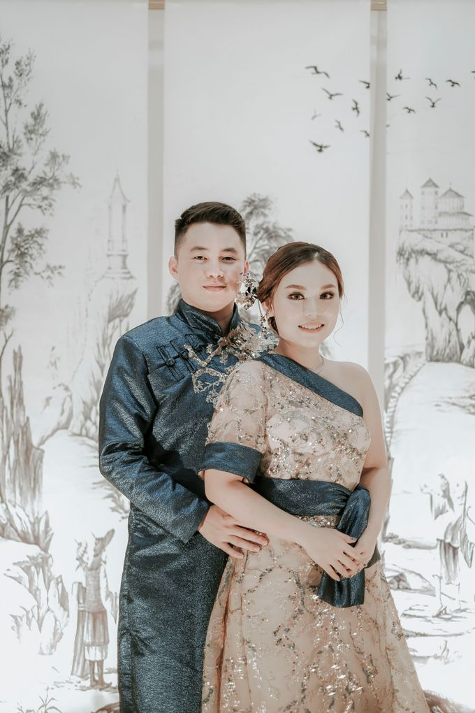 The Engagement of Jefry & Sisca by Satori Planner - 004