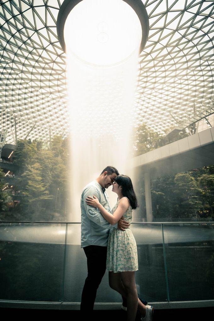 Prewedding of Saron and Elsa by Papic Studio - 004