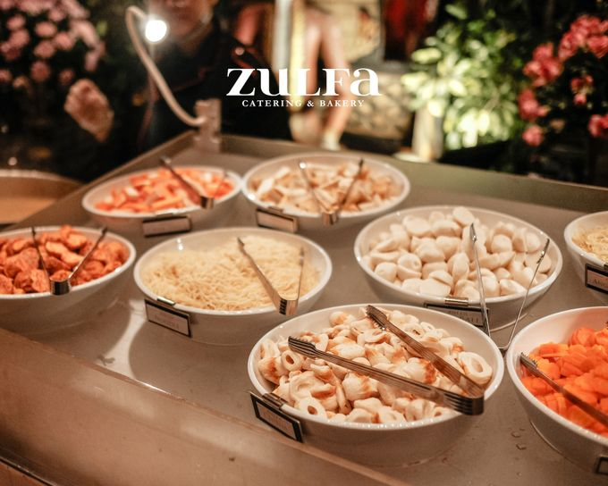 DIMAS & SHAFIRA - 12 APRIL 2019 - GRAND SUDIRMAN BALLROOM by Zulfa Catering - 037