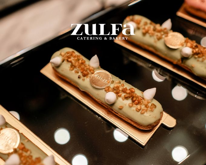 DIMAS & SHAFIRA - 12 APRIL 2019 - GRAND SUDIRMAN BALLROOM by Zulfa Catering - 040