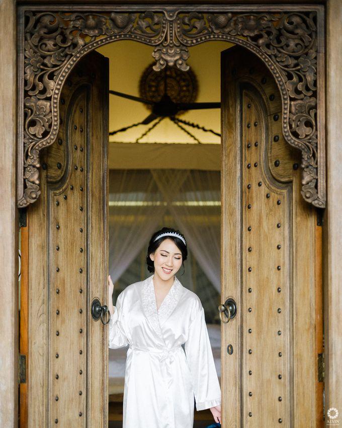 Dinda & Gonzaga Wedding by ALVIN PHOTOGRAPHY - 006