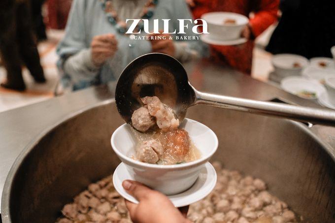 DIMAS & SHAFIRA - 12 APRIL 2019 - GRAND SUDIRMAN BALLROOM by Zulfa Catering - 043