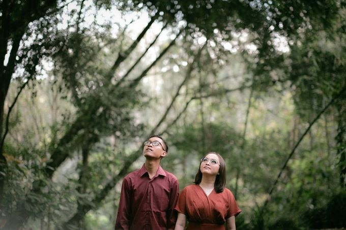 prewedding session of Umi & Rahan by Elora Photography - 001