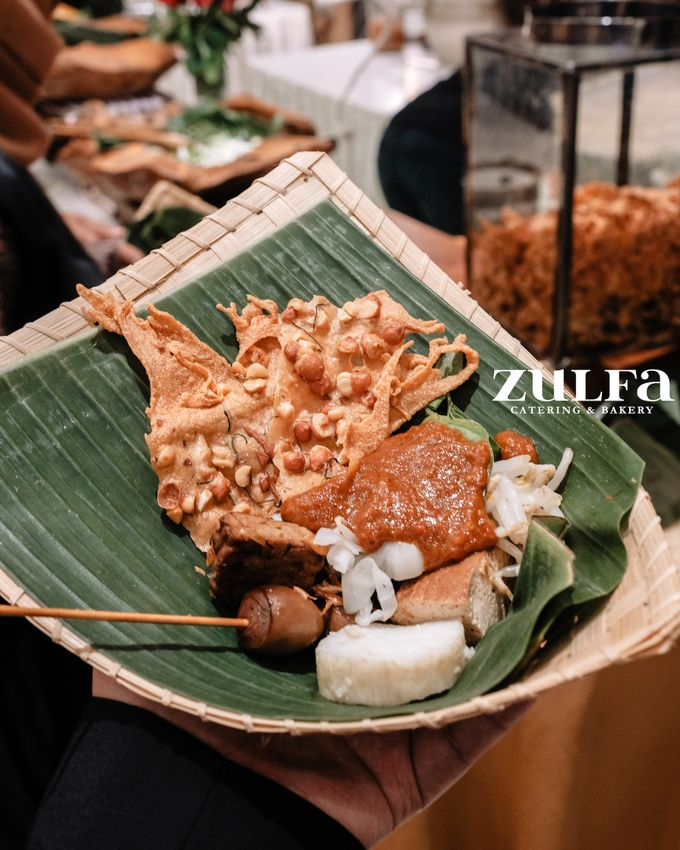 DIMAS & SHAFIRA - 12 APRIL 2019 - GRAND SUDIRMAN BALLROOM by Zulfa Catering - 044