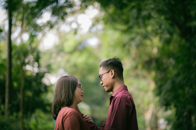 prewedding session of Umi & Rahan by Elora Photography - 006