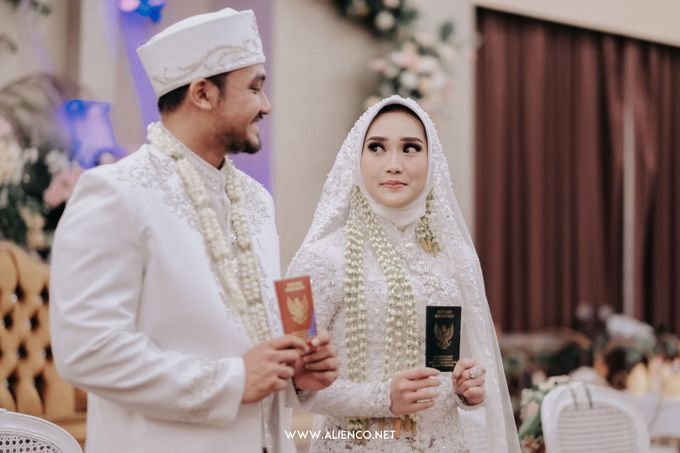 The Wedding Of Cindy & Himawan by alienco photography - 001