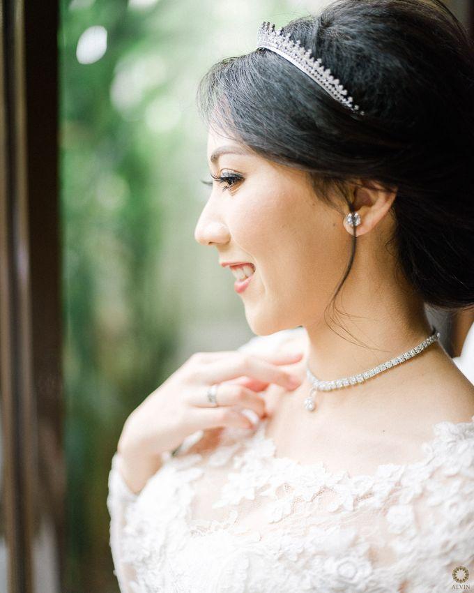 Dinda & Gonzaga Wedding by ALVIN PHOTOGRAPHY - 010