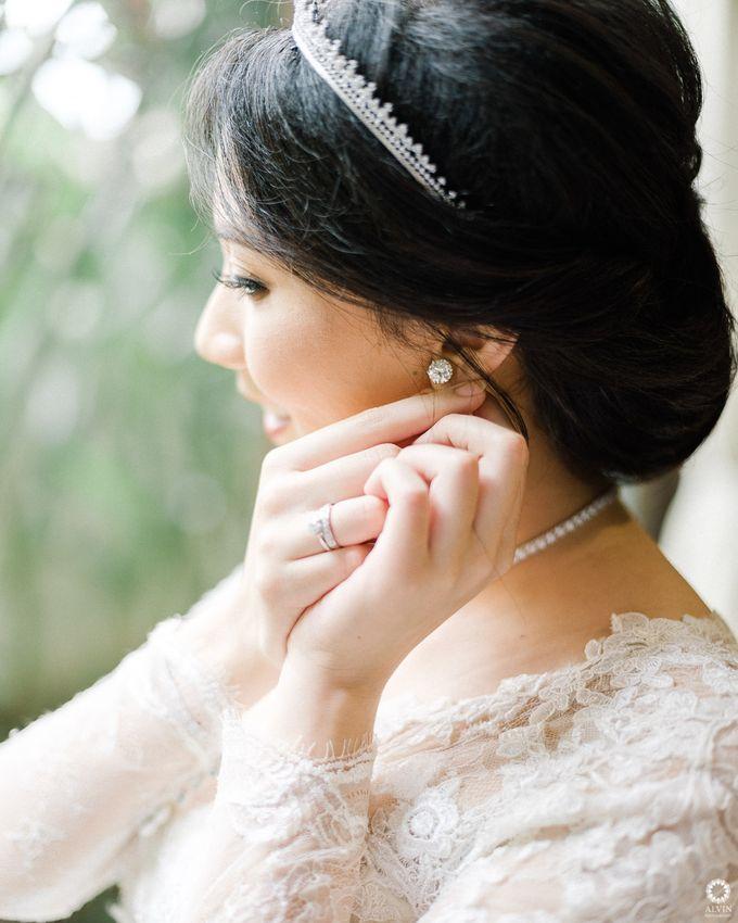 Dinda & Gonzaga Wedding by ALVIN PHOTOGRAPHY - 012