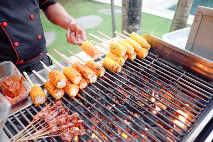 Family Gathering - Villa Abaca by Hog Wild Catering Bali - 002
