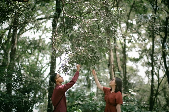 prewedding session of Umi & Rahan by Elora Photography - 004