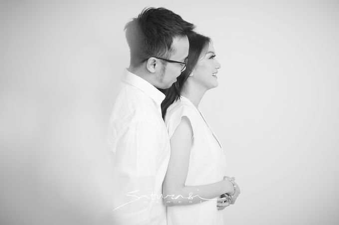 Pre Wedding of  Nadya and Tezza by Saturasi Moment - 006