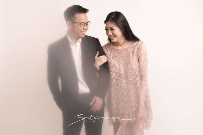 Pre Wedding of  Nadya and Tezza by Saturasi Moment - 008