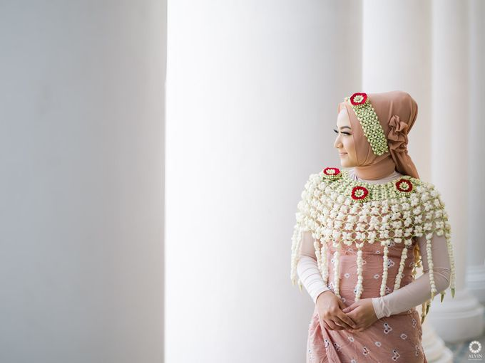 Bella & Fahmi Wedding by ALVIN PHOTOGRAPHY - 004