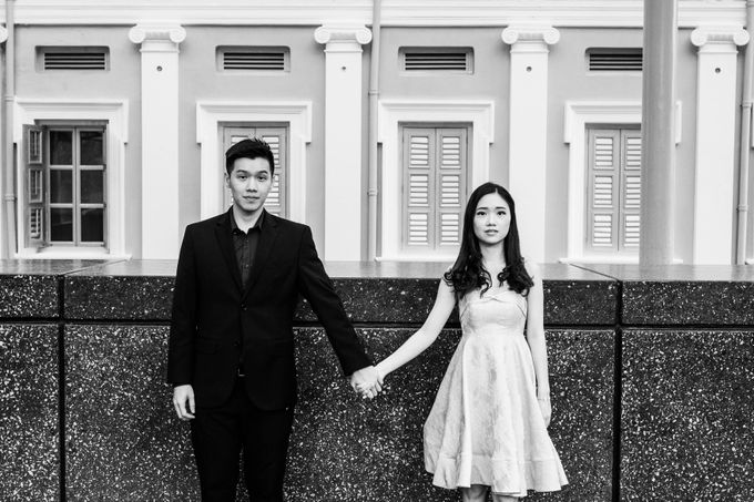 Pre Wedding of Eri and Lia by Papic Studio - 009