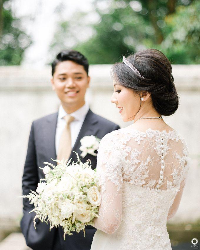 Dinda & Gonzaga Wedding by ALVIN PHOTOGRAPHY - 015