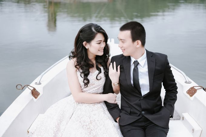 PREWEDDING OF  YUDHI & META by Alluvio - 010