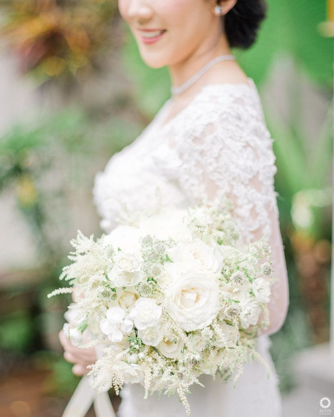 Dinda & Gonzaga Wedding by ALVIN PHOTOGRAPHY - 017