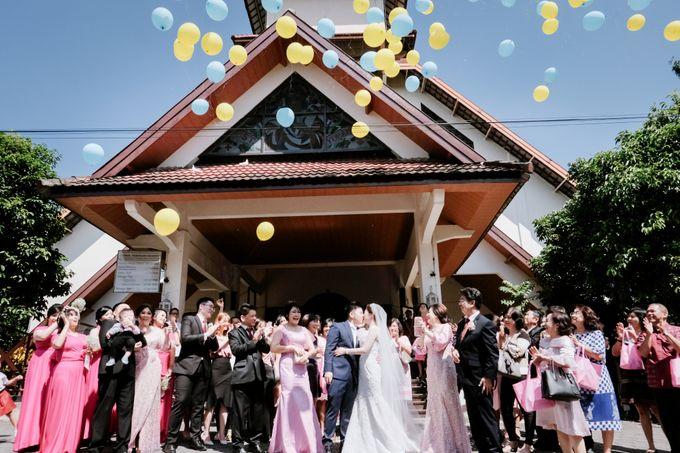 THE WEDDING OF REZHA & CILLA by Alluvio - 034
