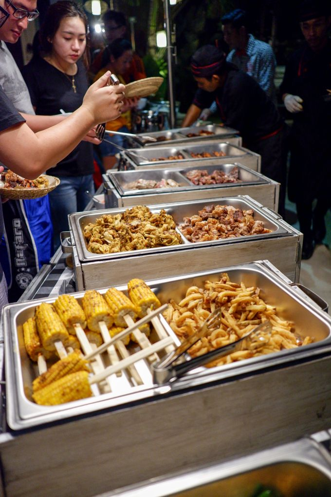 Family Gathering - Villa Abaca by Hog Wild Catering Bali - 010