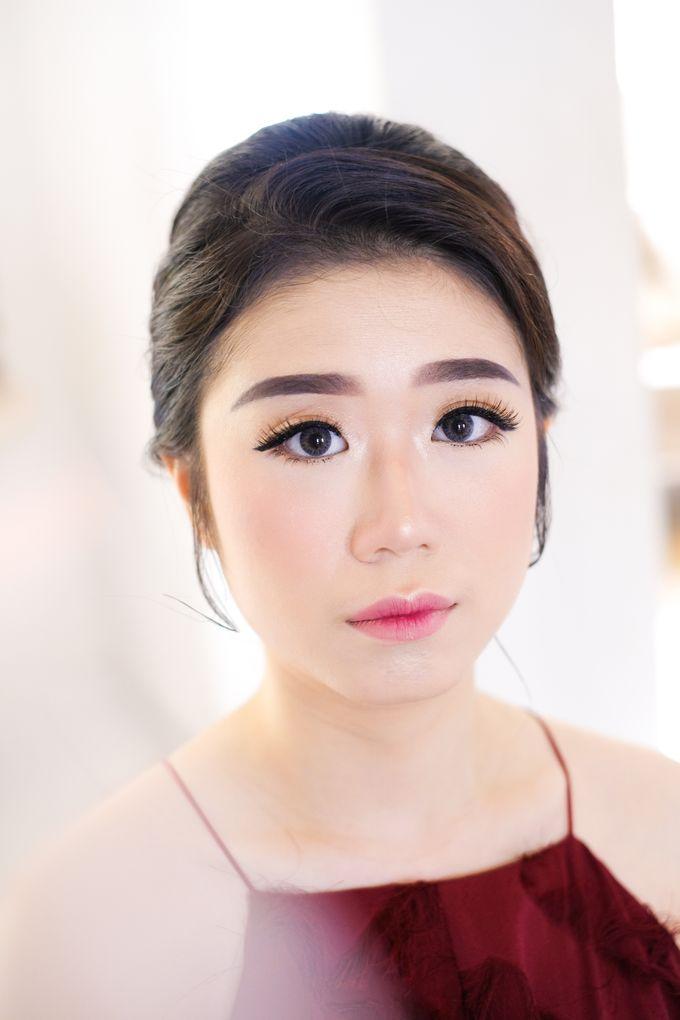 prewed makeup for ms angel by Novysarilim Makeup - 003