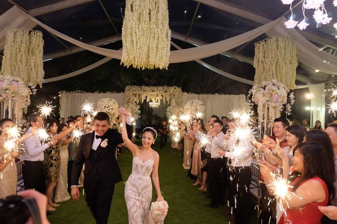 The Wedding at The Royal Santrain by The Royal Santrian Luxury Beach Villa - 001