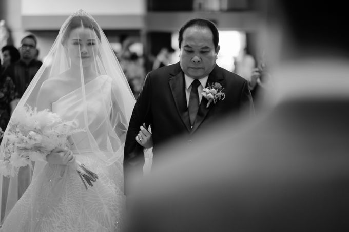Wedding Day by Yos - Joey Stevina by The Ritz-Carlton Jakarta, Mega Kuningan - 005