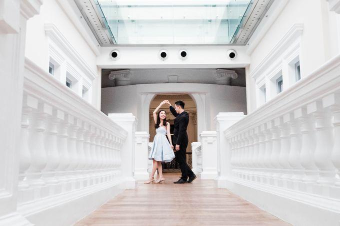 Pre Wedding of Eri and Lia by Papic Studio - 012