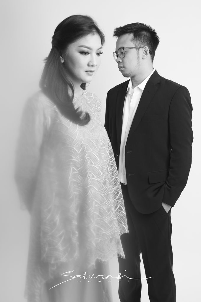 Pre Wedding of  Nadya and Tezza by Saturasi Moment - 010