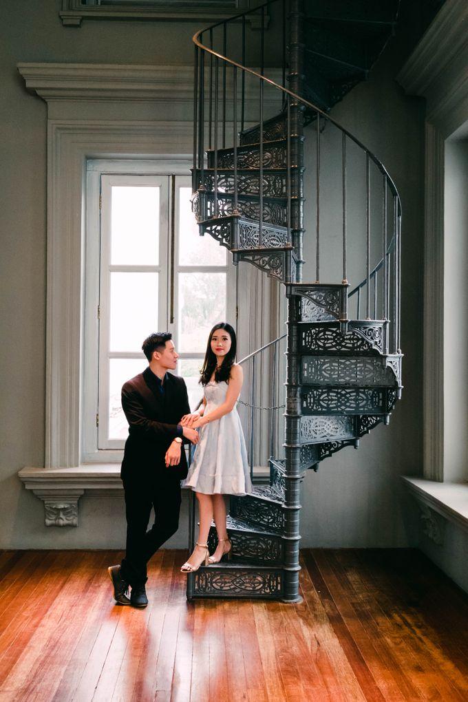 Pre Wedding of Eri and Lia by Papic Studio - 014