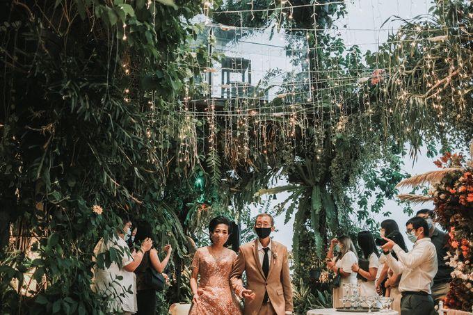 Adit & Fifi Wedding At The Imperium Kuningan by Fiori.Co - 016