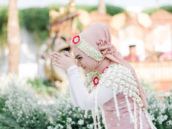 Bella & Fahmi Wedding by ALVIN PHOTOGRAPHY - 009
