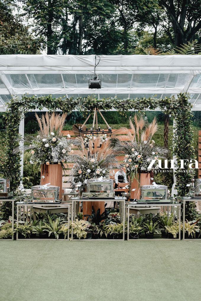 Wulan & Adnan - 18 January 2020 - Gedong Putih by Zulfa Catering - 020