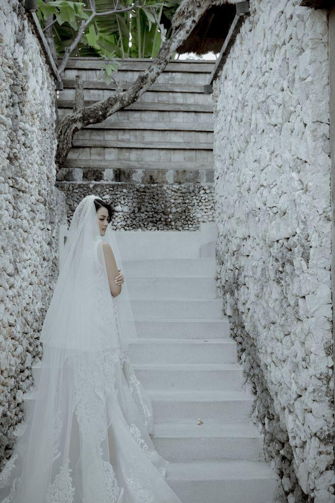 The Wedding Of Ryan & Utha by ANGELIA WARDROBE - 010