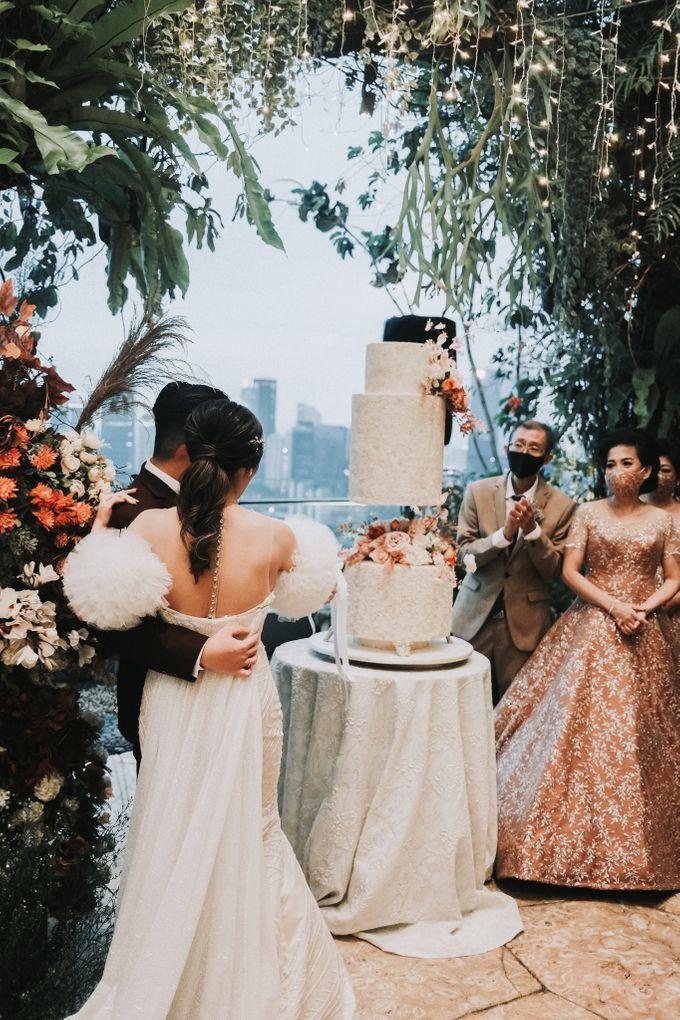 Adit & Fifi Wedding At The Imperium Kuningan by Fiori.Co - 021